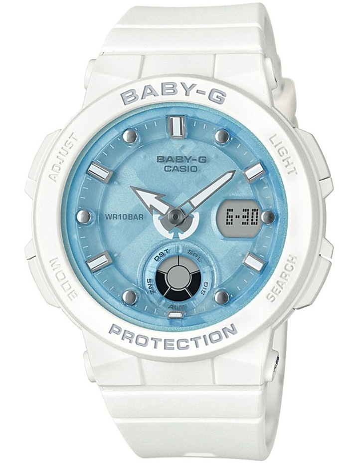 Beach Traveller Series White Watch BGA250-7A1 image 1