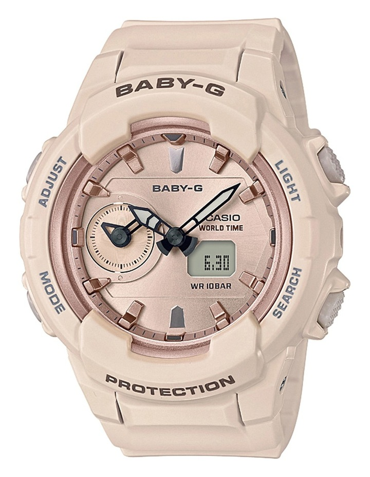 BGA230SA-4A Safari Colour Series Pink Watch image 1