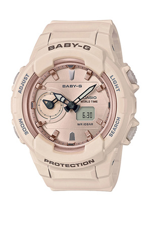 Casio | BGA230SA-4A Safari Colour Series Pink Watch | Myer