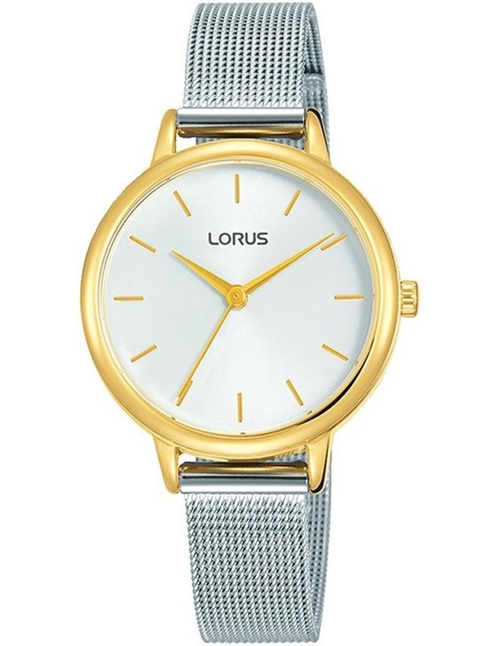 Dress Silver Watch image 1