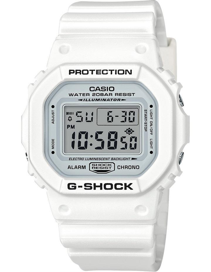 Marine White Series Digital Watch image 1