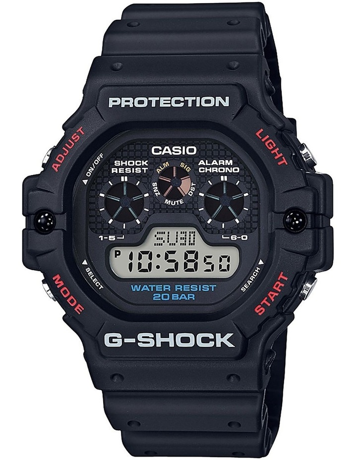 G-Shock DW5900-1D Vintage Back to Basics Model image 1