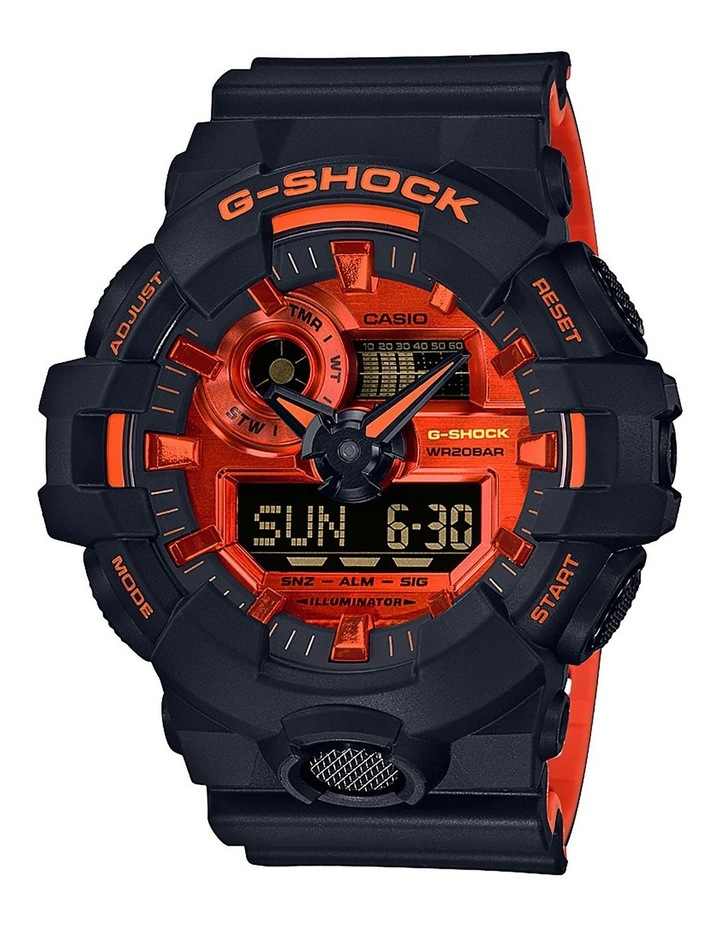 G-Shock GA700BR-1A Burnt Orange Series image 1