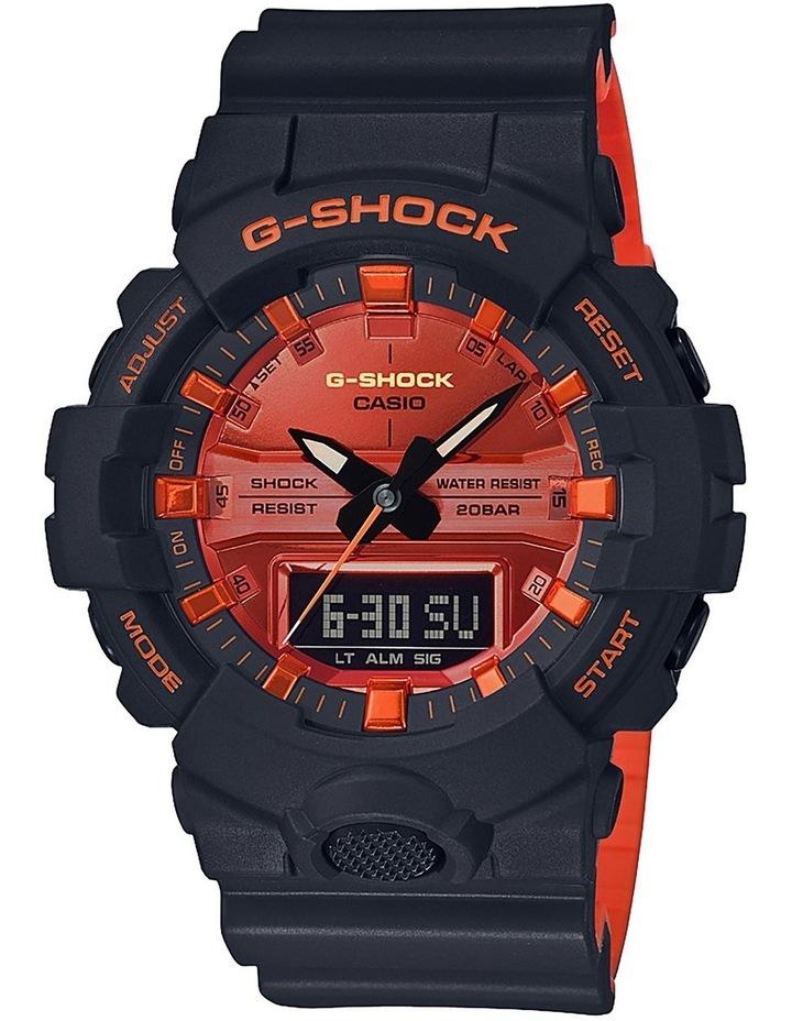 G-Shock Burnt Orange Series GA800BR-1A image 1