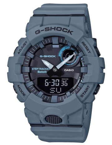 4ae819e5ec9 CasioG-Shock GBA800 Bluetooth Fitness Tracker - Utility Colour Series.  Casio G-Shock GBA800 Bluetooth Fitness Tracker - Utility Colour Series