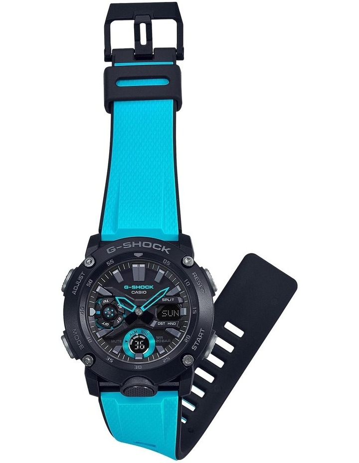 G-Shock GA2000 Carbon Core Series With Interchangable Band image 2