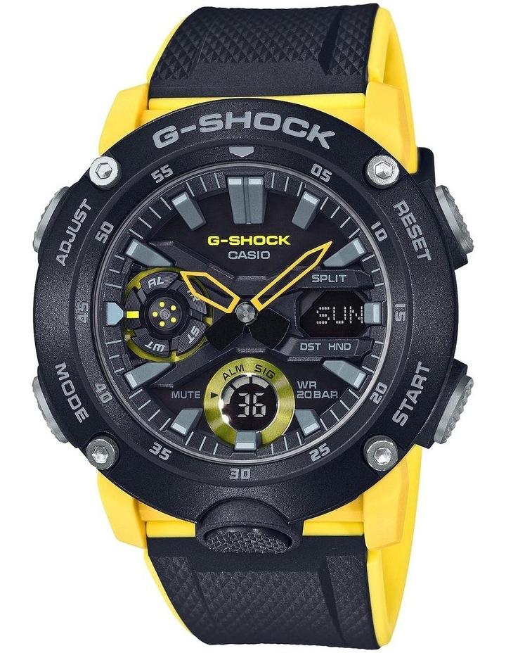 G-Shock GA2000 Carbon Core Series with Interchangable Band image 1