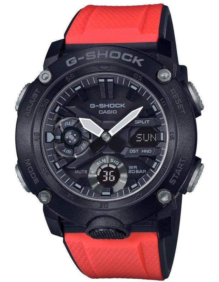 G-Shock GA2000 Carbon Core Series with Interchangable Band Set image 1