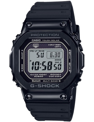 44ea7fb5bfaa G-ShockG-Shock GMWB5000G-1D Metal 5600 with Resin Strap and Bluetooth. G-Shock  G-Shock GMWB5000G-1D Metal 5600 with Resin Strap and Bluetooth