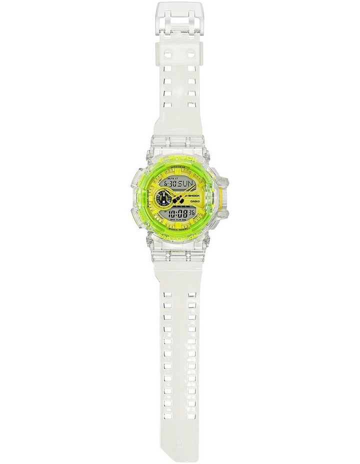 G-Shock GA400SK-1A9 Skeleton Series with Yellow Accent image 2