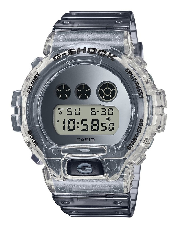 G-Shock DW6900SK-1D Skeleton Series with Mirror Accent image 1