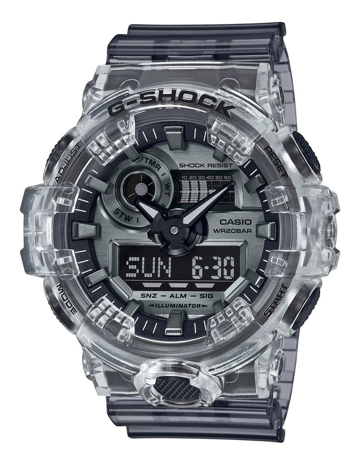 G-Shock GA700SK-1A Skeleton Series with Mirror Accent image 1