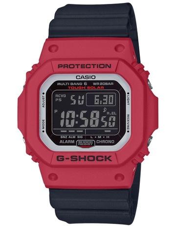 b633417bb282 G-ShockG-Shock GWM5610RB-4D Black Red Series Bluetooth Connected. G-Shock G- Shock GWM5610RB-4D Black Red Series Bluetooth Connected