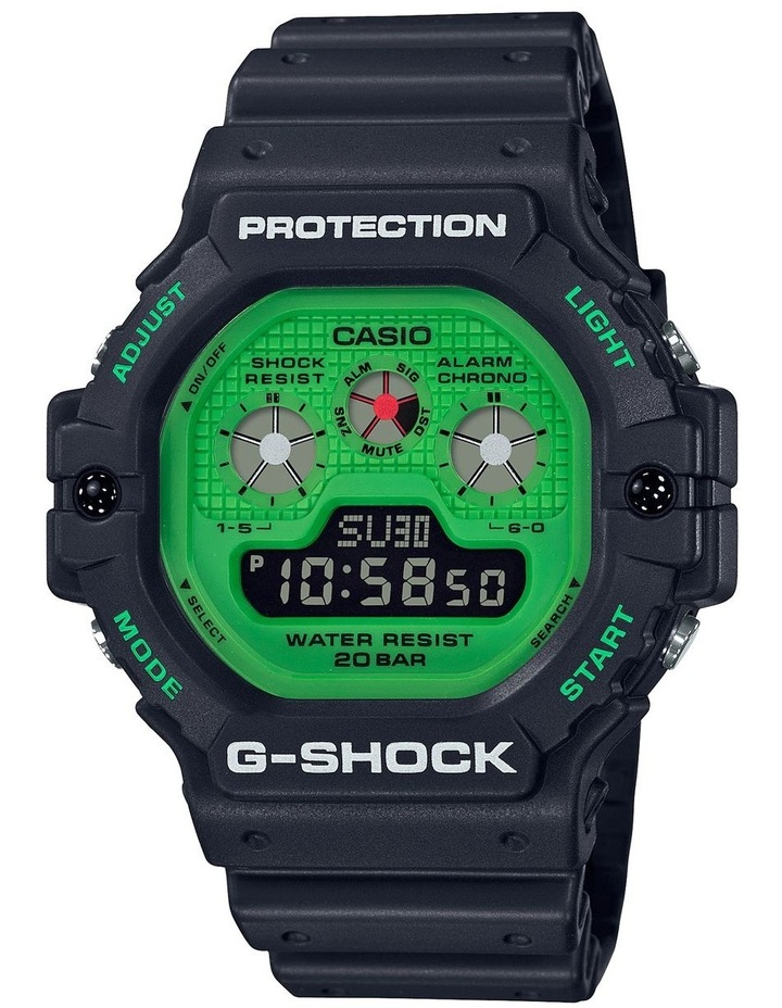 G-Shock DW5900RS-1D Hot Rock Sounds Series image 1