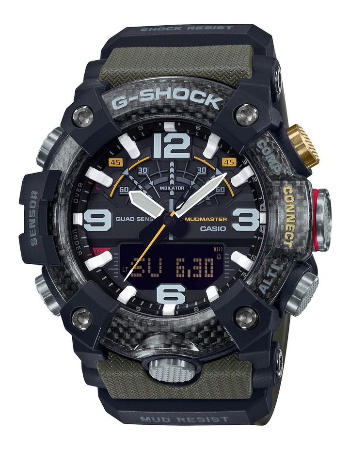 G-Shock GGB100-1A3 Carbon Core Mudmaster image 1