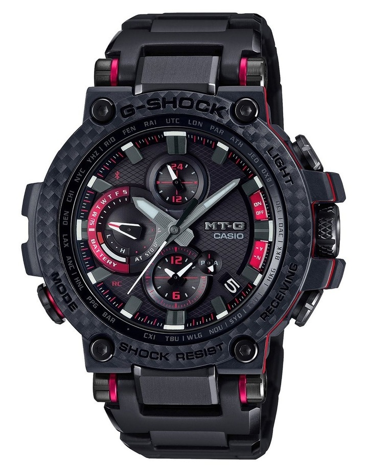 Premium MTG Carbon Series with Bluetooth Time Sync image 1