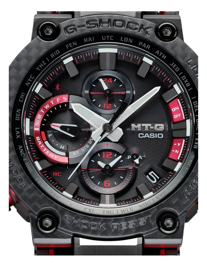 Premium MTG Carbon Series with Bluetooth Time Sync image 3