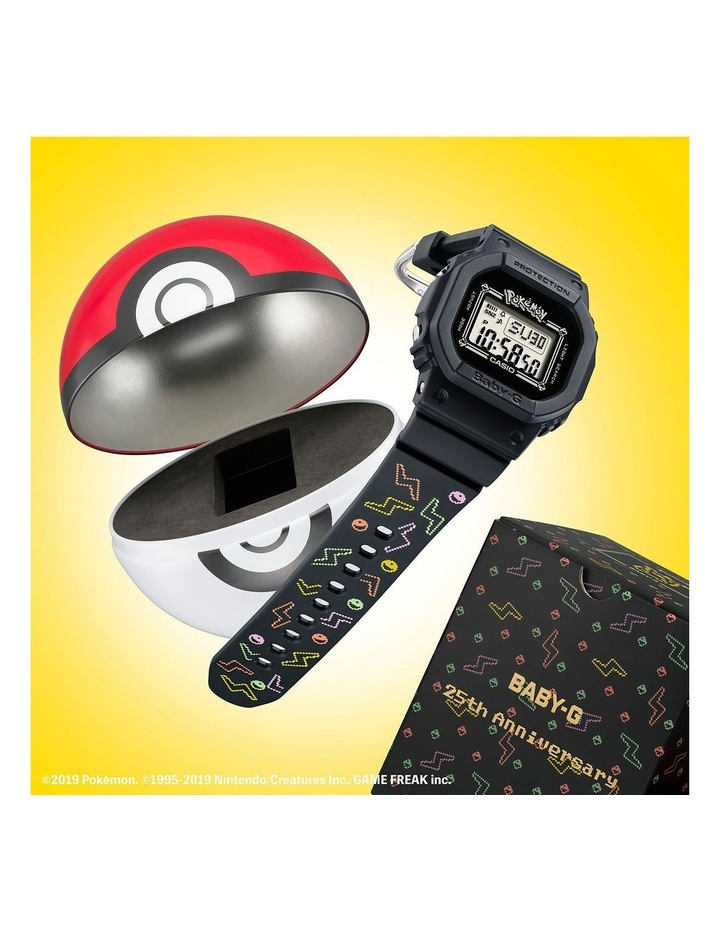 Baby-G x Pokemon Limited Edition BGD560 25th Anniversary image 4
