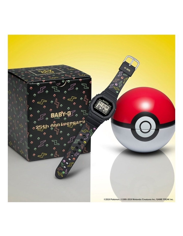 Baby-G x Pokemon Limited Edition BGD560 25th Anniversary image 5