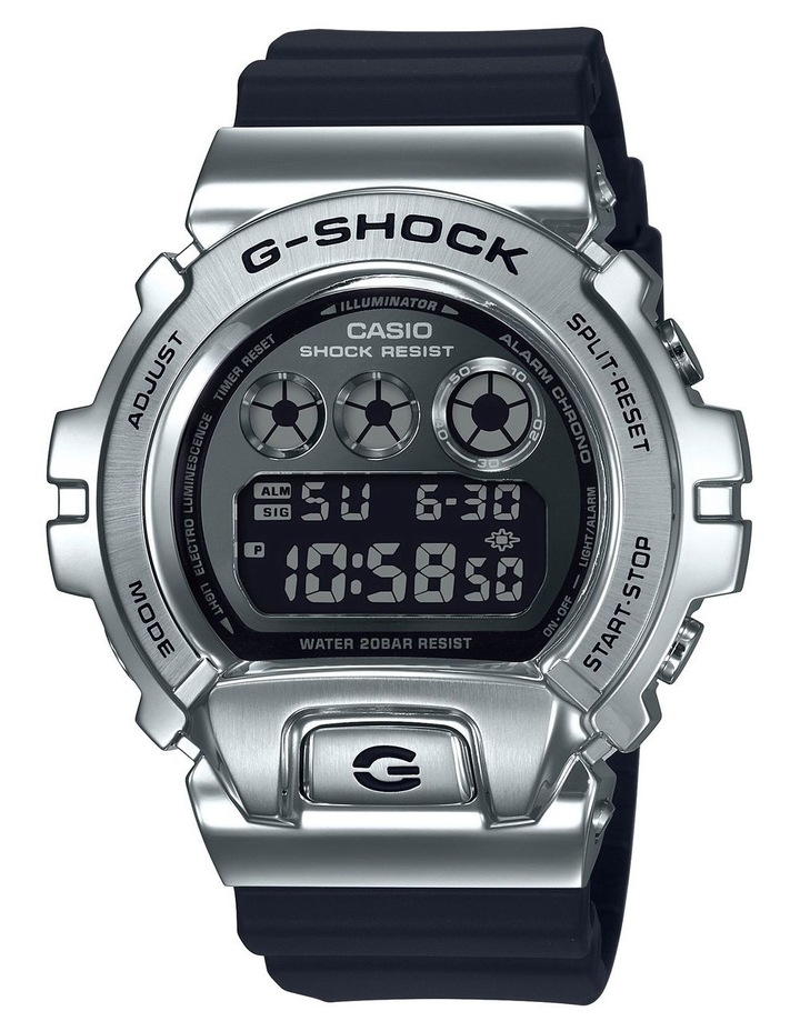 GM6900 Metal Series with Stainless Case Watch image 1