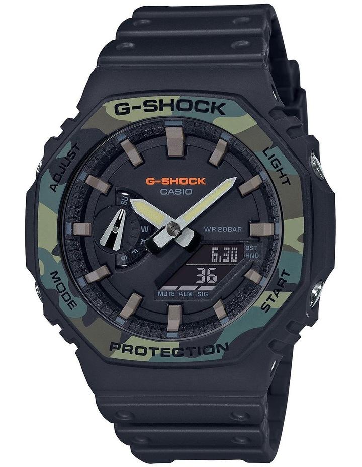 GA2100 Carbon Core Utility Series Watch image 1