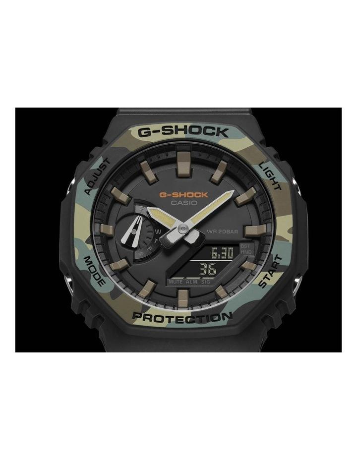 GA2100 Carbon Core Utility Series Watch image 3
