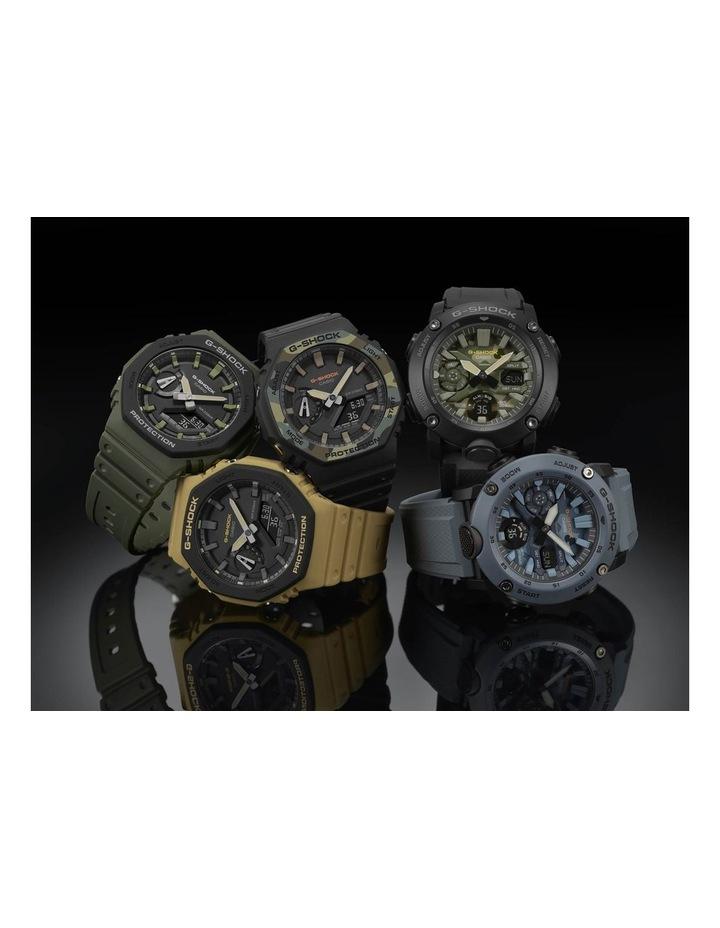 GA2100 Carbon Core Utility Series Watch image 5