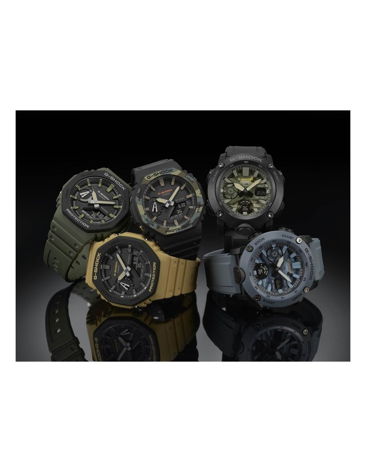 GA2110 Carbon Core Utility Series Watch image 2