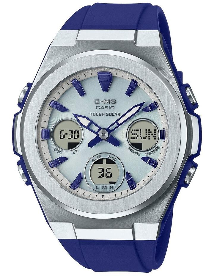 Baby-G Premium elegant MS-G coloured range in Blue image 1