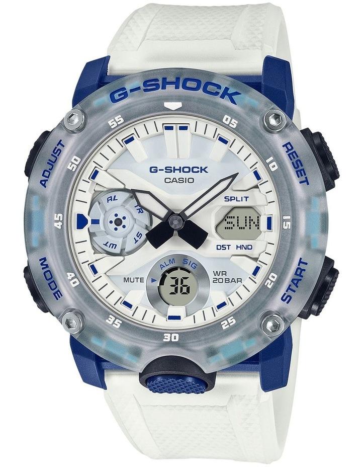 G-Shock Ga-2000Hc-7A White Watch image 1