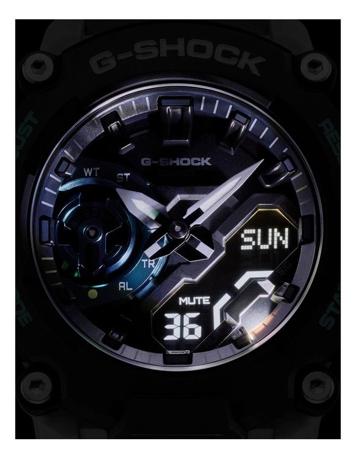 G Shock Ga2200M-4A Carbon Core Guard Orange Watch image 5