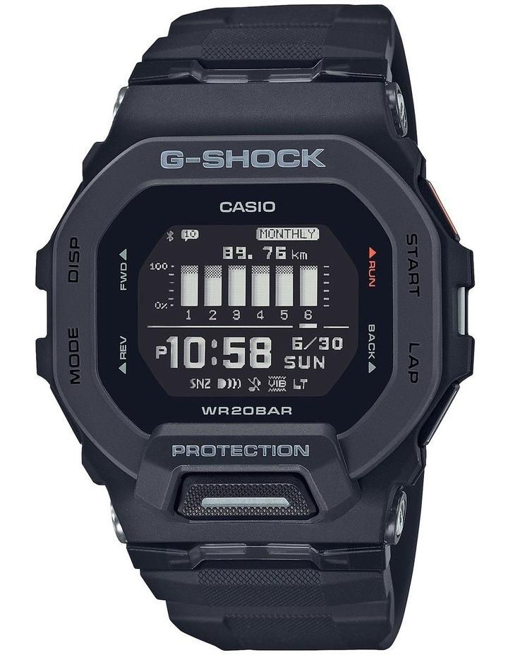 G-Shock  Gbd200-1D G-Squad Black Watch image 1