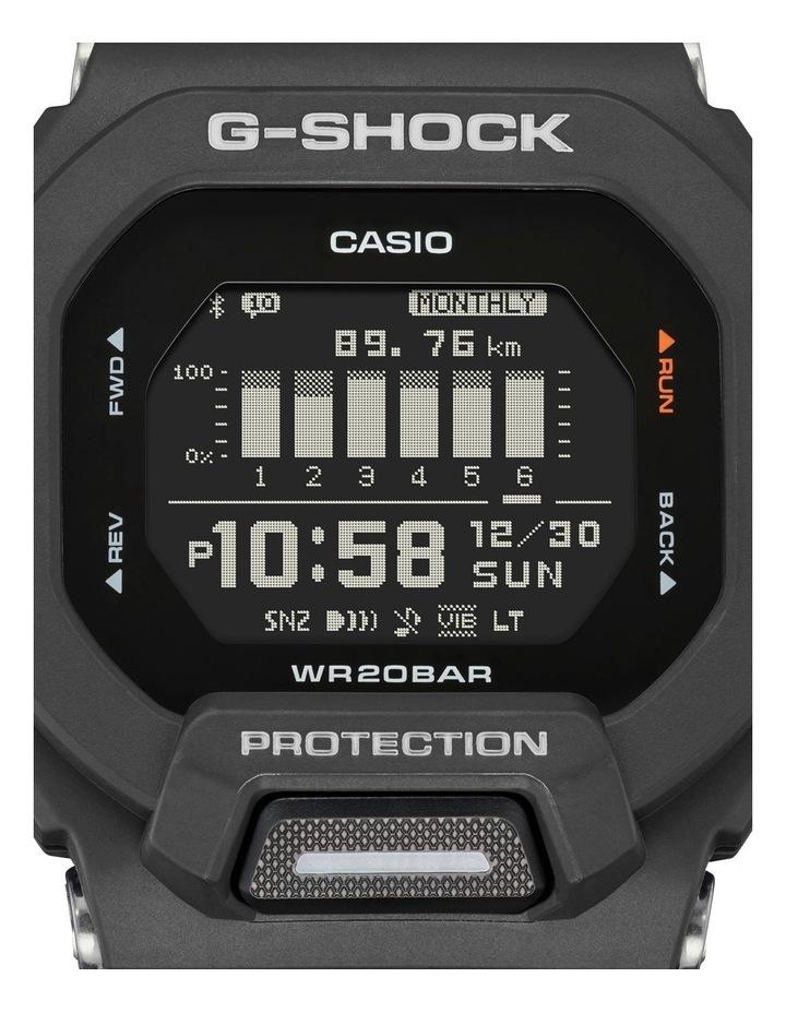 G-Shock  Gbd200-1D G-Squad Black Watch image 2