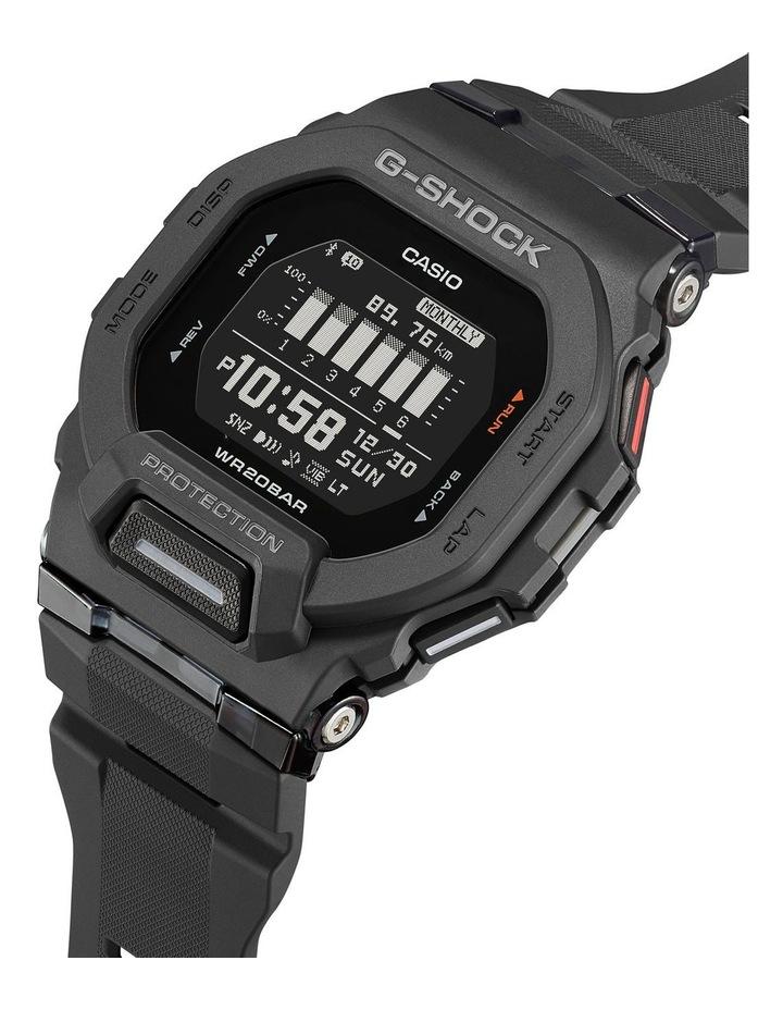 G-Shock  Gbd200-1D G-Squad Black Watch image 4