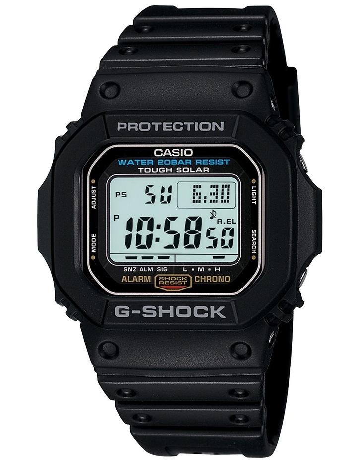 G-Shock Black Watch G5600E-1 image 1