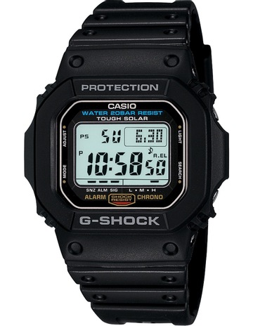 60bec06b04d G-Shock G-Shock Black Watch G5600E-1