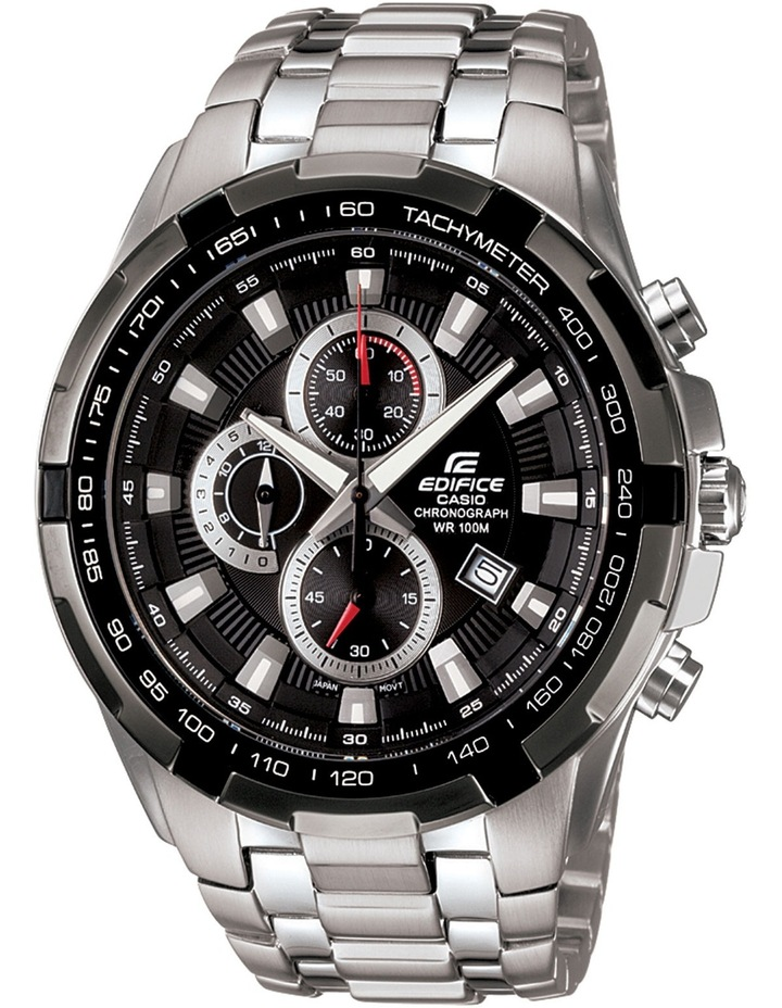 Edifice Chronograph Watch EF539D-1 image 1
