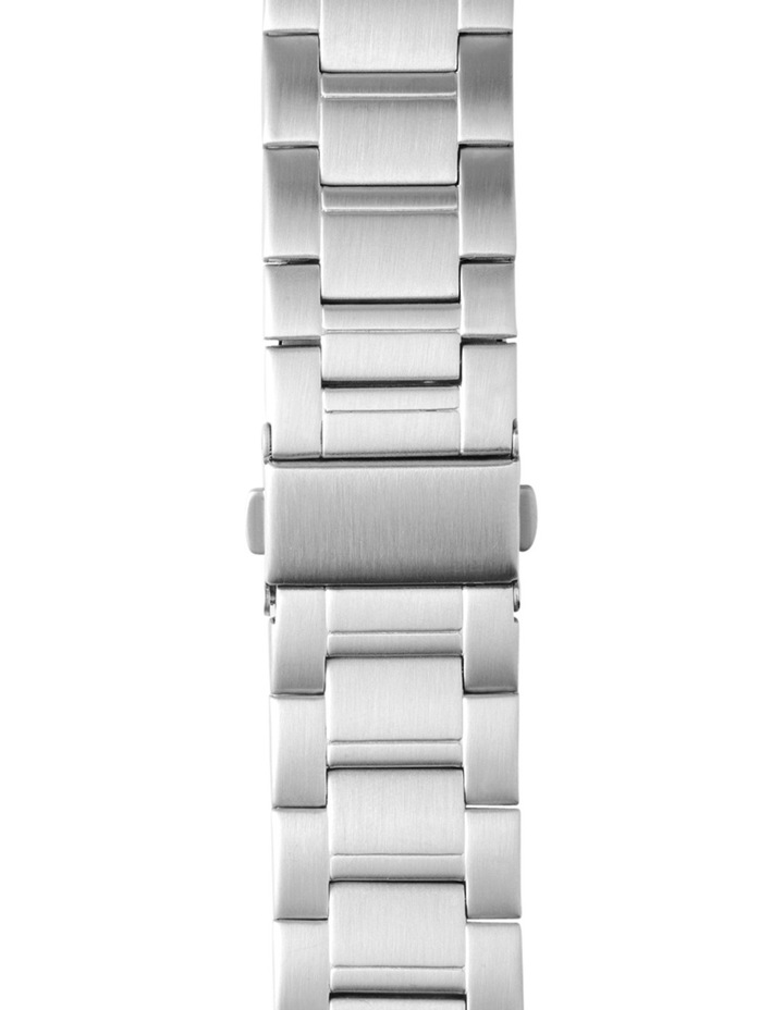 Gents Silver Watch image 2