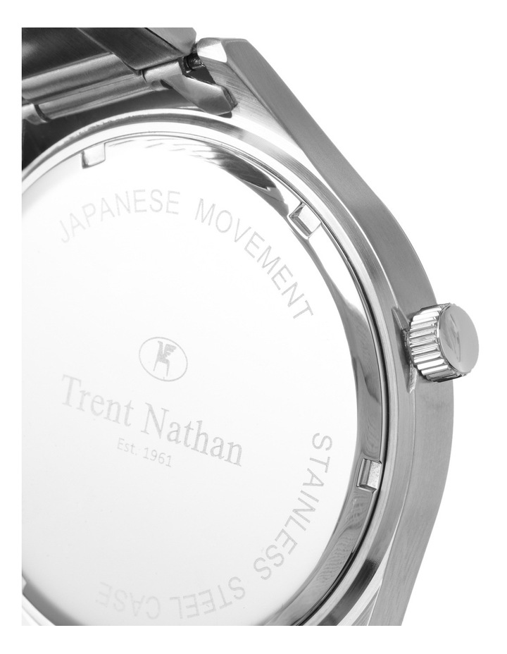Gents Silver Watch image 3