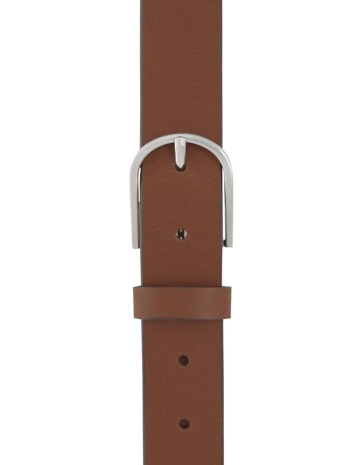 32 Camry Satin Nickle  Belt image 1