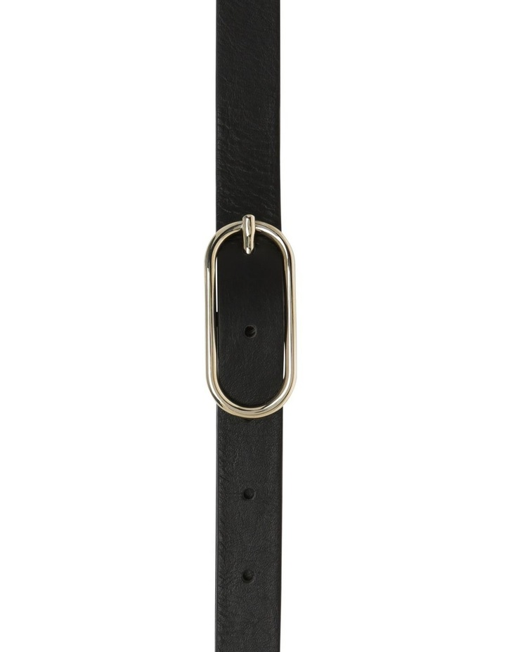 Oval Buckle Belt image 1