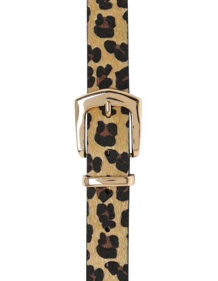 Leopard Belt image 1