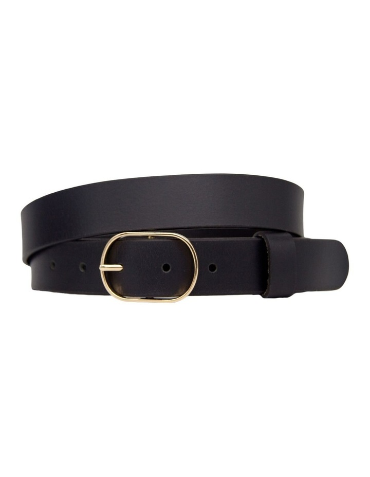 30mm Camry Smooth Leather Belt image 1