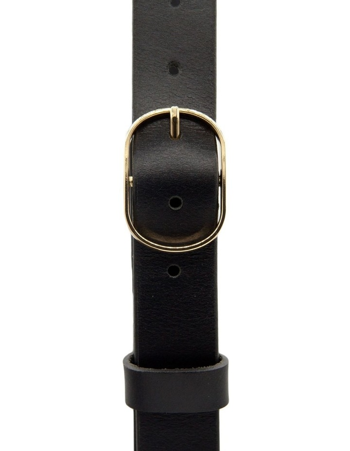 30mm Camry Smooth Leather Belt image 2