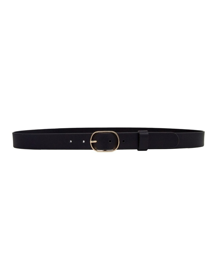 30mm Camry Smooth Leather Belt image 3