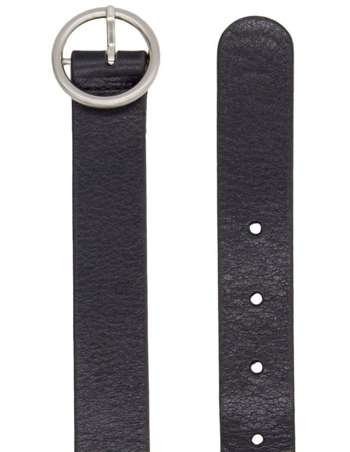 Skinny Circle Polished Belt image 2