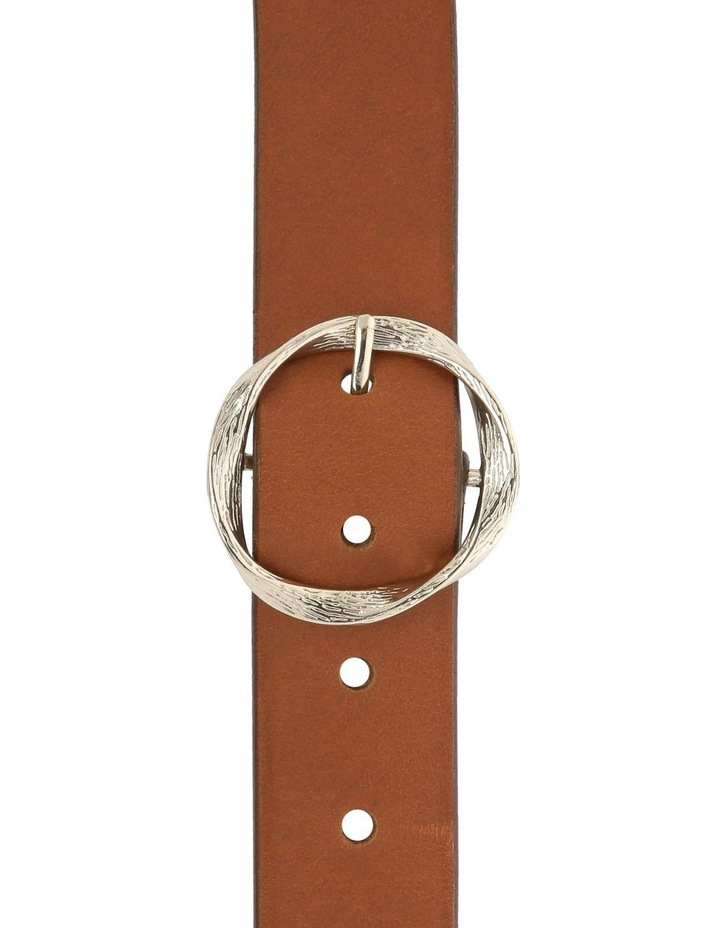 Trent Nathan Tobacco Tan Leather Rosie Belt image 1