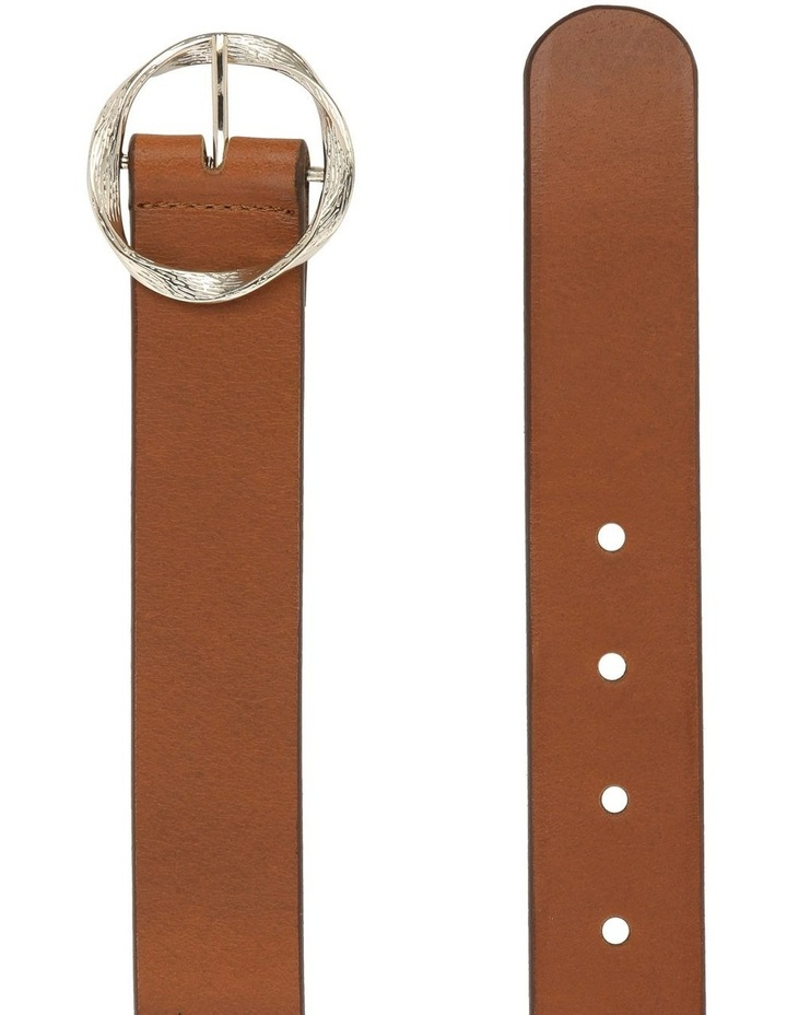 Trent Nathan Tobacco Tan Leather Rosie Belt image 2