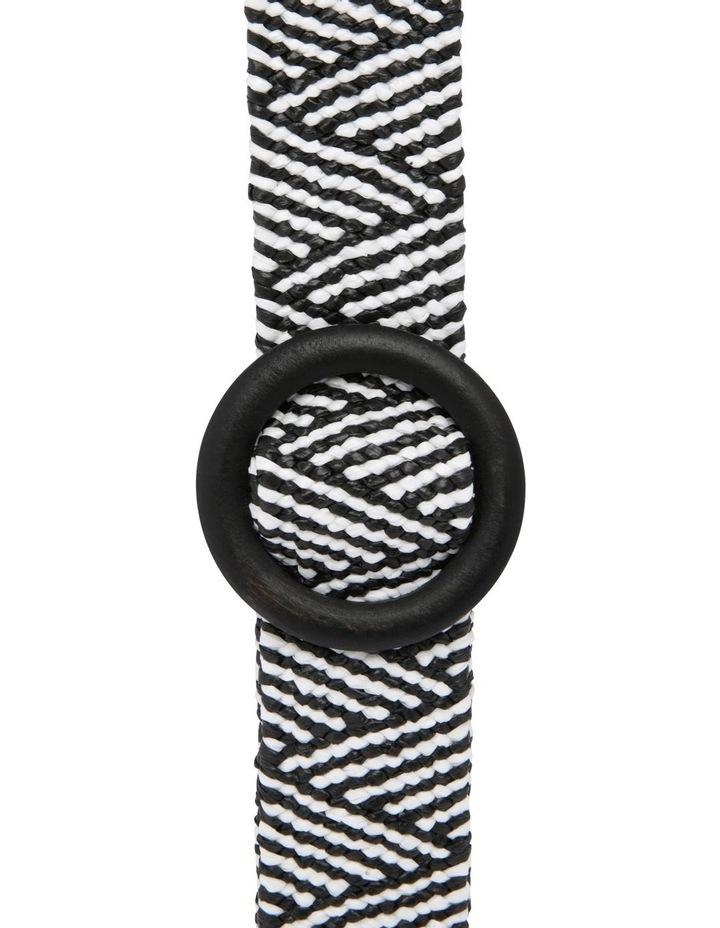 Woven Pattern Belt image 1