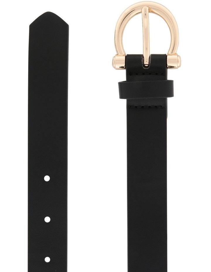 Horseshoe Buckle Belt image 2